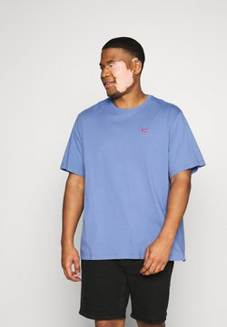 Levi's® Plus - BIG ORIGINAL - T-shirt basique - colony blue