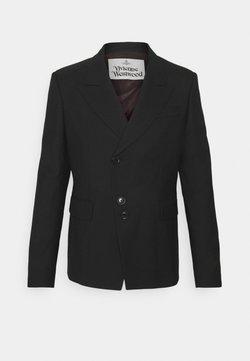 Vivienne Westwood - PEACOCK JACKET - Blazer jacket - black