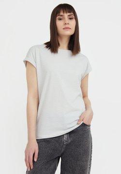 Finn Flare - T-Shirt print - light grey