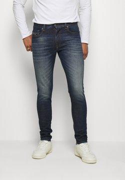 Diesel - D-STRUKT - Slim fit jeans - dark-blue denim