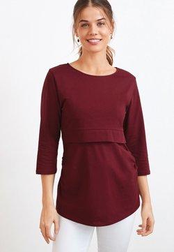 Next - BLEND NURSING - Långärmad tröja - red