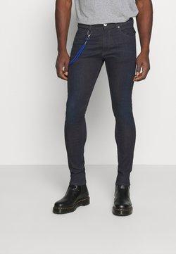 Replay - TITANIUM MAX - Slim fit jeans - dark blue