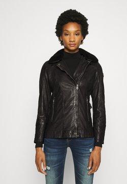 Gipsy - SALLIE - Leren jas - black