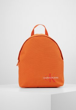 Calvin Klein Jeans - ROUNDED - Reppu - orange