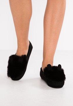 flip*flop - LOAFER MOUSE - Pantoffels - black