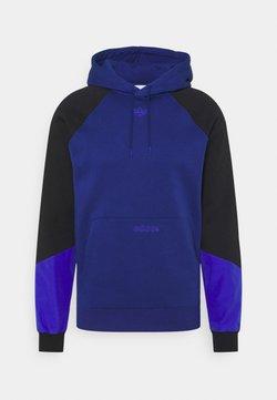 adidas Originals - HOODIE - Sweatshirt - victory blue/black/sonic ink