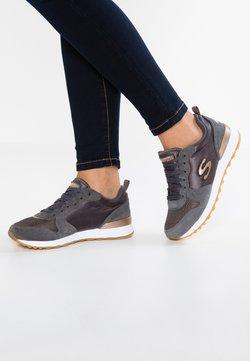 Skechers Sport - OG 85 - Sneaker low - charcoal/rose gold