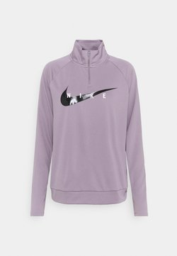 Nike Performance - Camiseta de deporte - purple smoke/black
