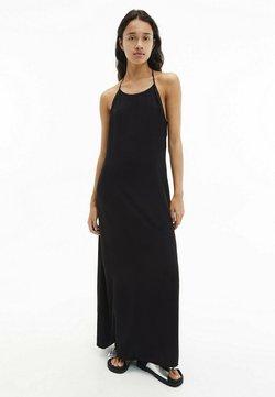 Calvin Klein Jeans - Maxikleid - ck black