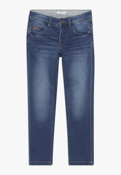 Name it - NKMBABU PANT - Jeans a sigaretta - medium blue denim