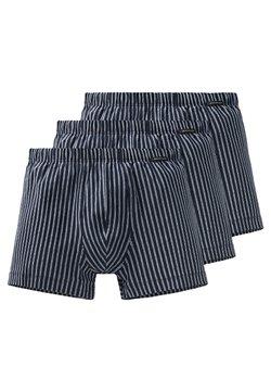 Schiesser - 3 PACK - Panties - dunkelblau