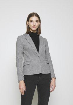 Vero Moda - VMJULIA - Blazer - dark grey melange