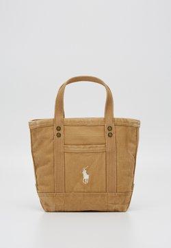 Polo Ralph Lauren - SMALL - Torebka - khaki