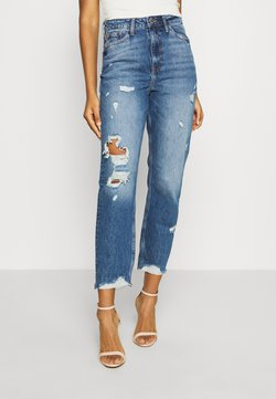 River Island - Slim fit jeans - blue denim
