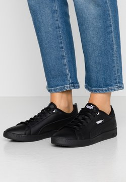 Puma - SMASH - Sneakers laag - black