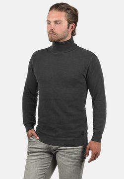 Solid - KARLOS - Strickpullover - dark grey
