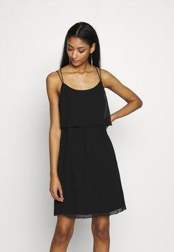 Vero Moda - VMALEXA SINGLET SHORT DRESS - Robe d'été - black