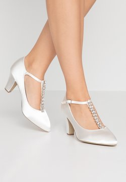 Paradox London Pink - AMAAL - Brautschuh - ivory