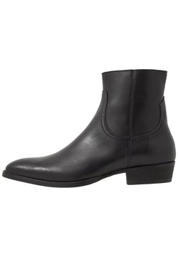 Bianco - BIABECK BOOT - Stiefelette - black