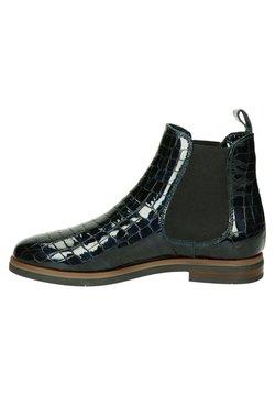 Nelson - Boots à talons - blauw