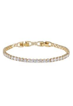 Swarovski - TENNIS BRACELET - Armband - gold-coloured