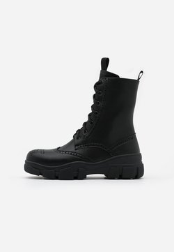 Koi Footwear - VEGAN SIGHTINGS - Veterboots - black