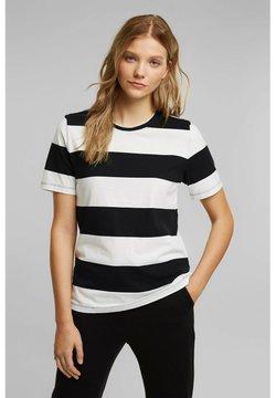 edc by Esprit - T-Shirt print - black