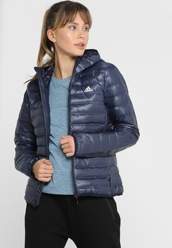 adidas Performance - VARILITE DOWN JACKET - Winterjacke - legink/white