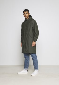 Rains - FISHTAIL UNISEX  - Parka - green