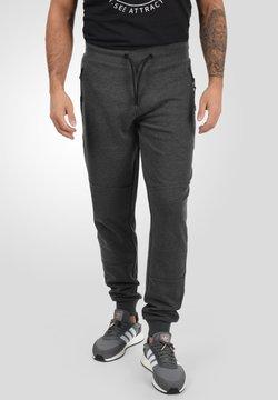 Solid - GELLO - Jogginghose - dark grey melange