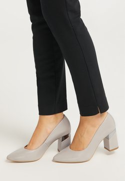 usha - High Heel Pumps - grau