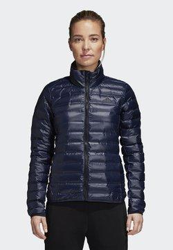 adidas Performance - VARILITE OUTDOOR DOWN - Winterjacke - dark blue