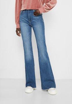 DL1961 - RACHEL INSTASCULPT - Bootcut jeans - stellar (performance)