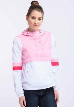 myMo - Windbreaker - white pink