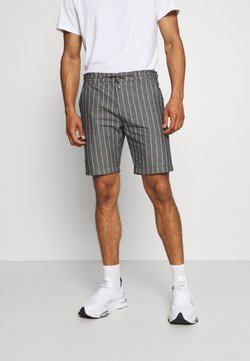 Brave Soul - ALASKA - Shorts - dark grey