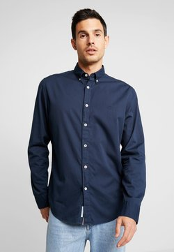 Marc O'Polo - BUTTON DOWN LONG SLEEVE - Hemd - total eclipse