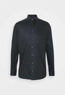 Eton - SOLID TWILL STRETCH - Camicia elegante - black
