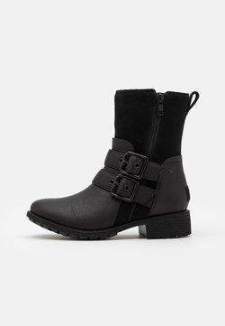 UGG - WILDE - Stiefelette - black