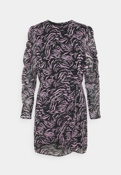 The Kooples - DRESS - Freizeitkleid - black/pink