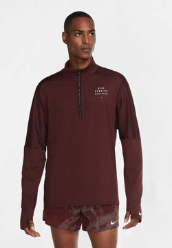 Nike Performance - ELEMENT RUN DIVISION - Funktionsshirt - rot