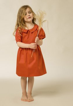 IVY & OAK - Freizeitkleid - pumpkin red