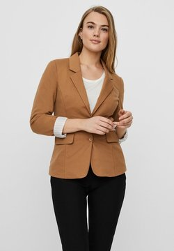Vero Moda - Blazer - tobacco brown