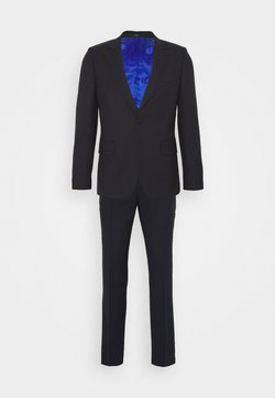 Paul Smith - GENTS TAILORED FIT BUTTON SUIT - Anzug - dark blue