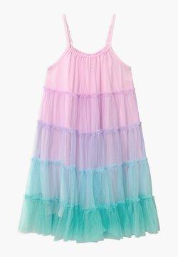 Cotton On - IGGY  - Vestido de cóctel - unicorn rainbow
