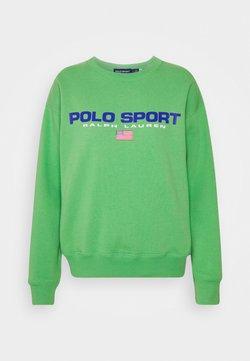 Polo Ralph Lauren - SEASONAL - Sweatshirt - neon green