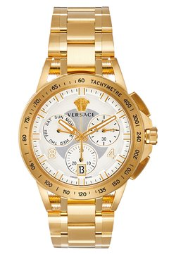 Versace Watches - SPORT TECH - Rannekello ajanottotoiminnolla - all gold-coloured
