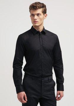 HUGO - ELISHA EXTRA SLIM FIT - Businesshemd - black