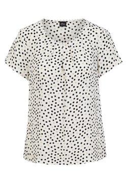 s.Oliver BLACK LABEL - Bluse - soft white floral print