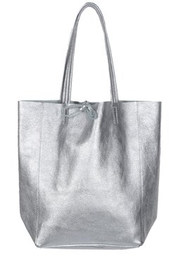 Zwillingsherz - ANITA - Shopping Bag - silber
