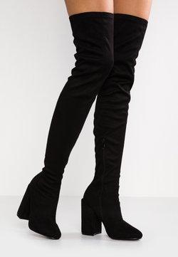 RAID - EDITTA - High heeled boots - black